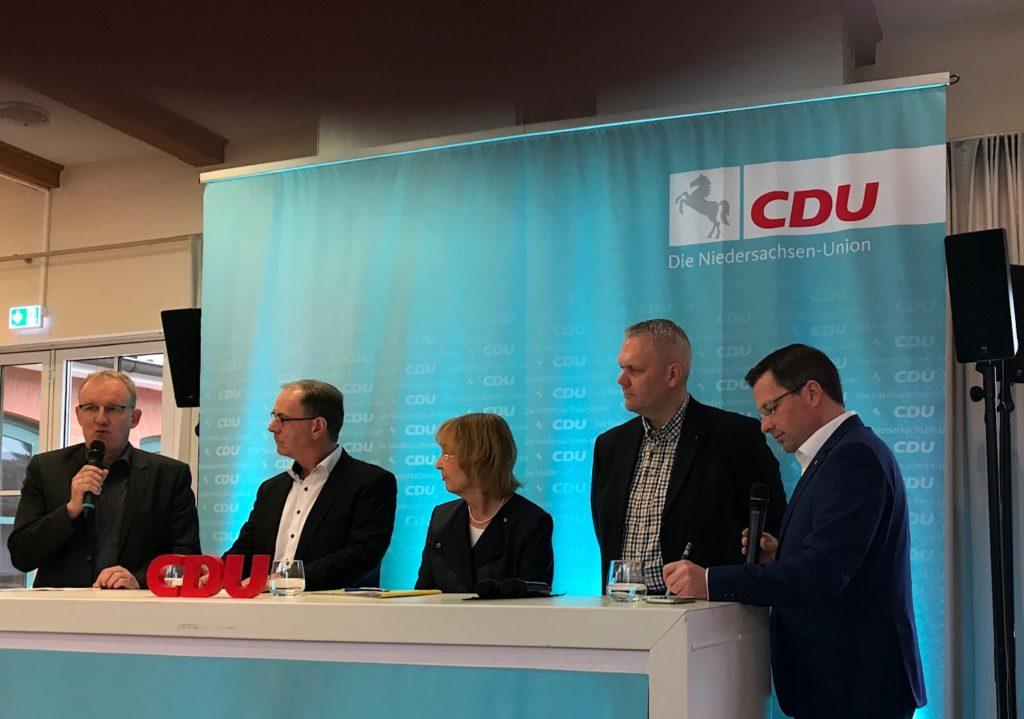 Eine nachhaltige, leistungsstarke und wohnortnahe Gesundheitsversorgung auch im Schaumburger Land sichern